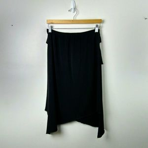 Margaret OLeary black skirt